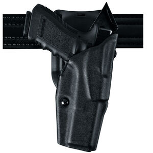 Safariland 6395 GLOCK 19, 23, 32 Level I Duty Holster Right Hand STX Tactical Black 6395-283-131