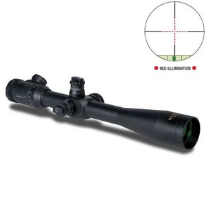 Konus KonusPro M-30 6.5-25x44 Riflescope Dual Illuminated Mil Dot Reticle 30mm Tube Matte Black 7281