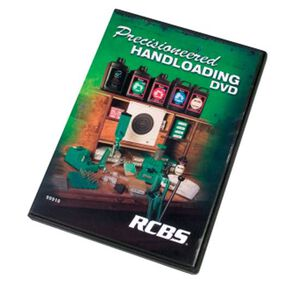 RCBS Precisioneered Instructional DVD 1 Handloading 99910