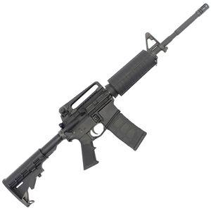 """Stag 15 M4 Right Hand AR-15 Semi Auto Rifle 5.56 NATO 16"""" Barrel 30 Rounds Mil-Spec Hand Guard/Pistol Grip/Carbine Stock Matte Black Finish"""