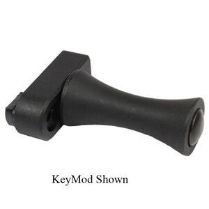 Guntec AR-15 QD Handstop/Finger Rest for M-LOK System Aluminum Matte Black