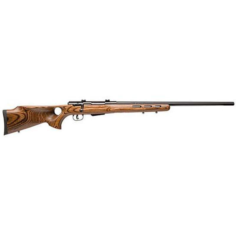 "Savage Model 25 LV-T Lightweight Varminter Bolt Action Rifle .222 Remington 24"" Barrel 4 Rounds Wood Laminate Stock Satin Blued Barrel 19142"