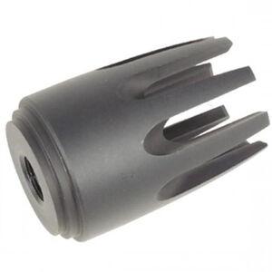"Guntec USA AR-15 ""CLAW"" Multi-Prong Flash Hider 5.56 NATO/.223 Caliber 1/2x28 Threads Aluminum Black"