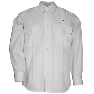 5.11 Tactical Men's Twill Class A Long Sleeve Shirt 2 Extra Large/Regular Silver Tan 72344