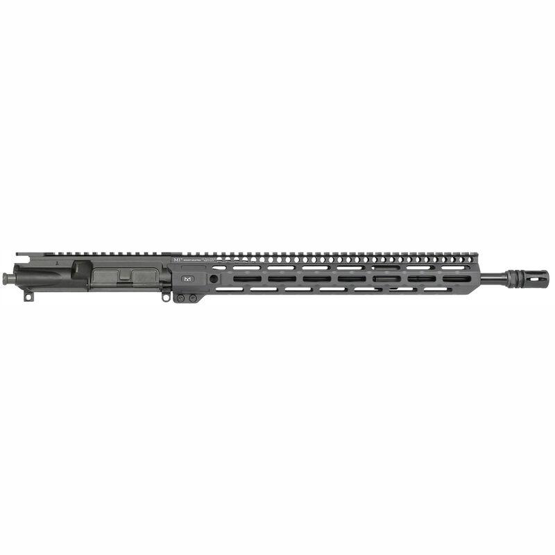 "Midwest Industries AR-15 .223 Wylde Upper Assembly 16"" Chrome Moly Barrel 14"" Combat Handguard M-LOK Black"