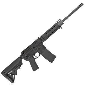 """ArmaLite M15 Battalion AR-15 5.56 NATO Semi Auto Rifle 16"""" Barrel 30 Rounds B5 Systems Furniture Black Finish"""