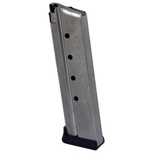 Rock Island Armory 1911 Magazine .22 TCM/9mm/.38 Super 10 Rounds Steel Blued 38747