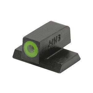 Meprolight Hyper-Bright Tritium Front Day and Night Sight Green Ring for Smith & Wesson M&P Pistols