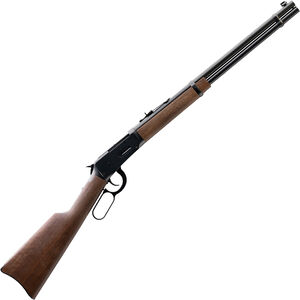 """Winchester Model 94 Carbine Lever Action Rifle .25-35 Win 20"""" Barrel 7 Rounds Walnut Stock Blued Finish"""