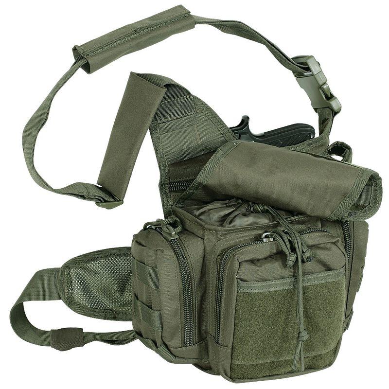 Voodoo Tactical Ergo Pack Shoulder Bag Coyote