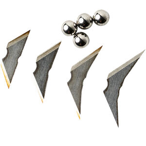 Thorn Broadheads The Crown Replacement Blades 3 Pack