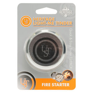Ultimate Survival Technologies Heritage Light-Me Tinder 12 Pack 20-12121