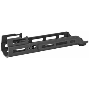 "Kinetic Development Group MREX MKII FN SCAR 2.2"" M-LOK Free Float Extended Hand Guard Rail System Magpul Matte Black"