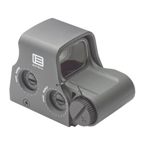 EOTech XPS2-0 Holographic Weapon Sight 65 MOA Circle and 1 MOA Dot Non Night Vision Compatible CR123 Battery Weaver/Picatinny Grey