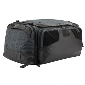 Vertx Contingency Duffel 85L Heather Black and Galaxy Black