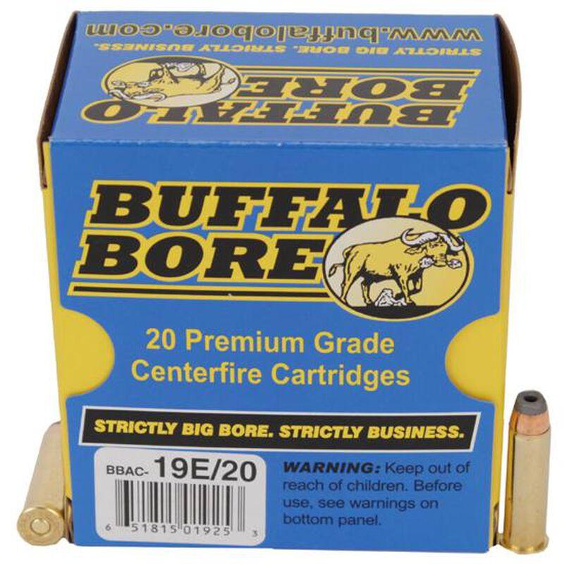 Buffalo Bore Tactical Short Barrel .357 Magnum Ammunition 20 Rounds JHP 158 Grains 19E/20