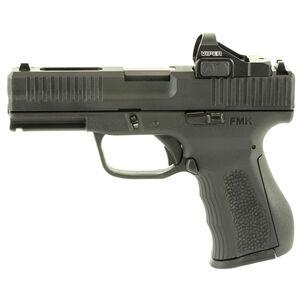 "FMK Elite Semi Auto Pistol 9mm Luger 4"" Barrel 14 Rounds Vortex Viper Polymer Frame Matte Black Finish"