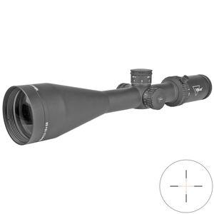 Trijicon Credo 2.5-10x56 Scope MRAD Ranging Red Illuminated Reticle MOA Adjustment 30mm Tube Black