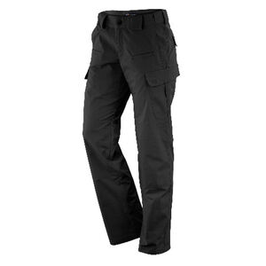 5.11 Tactical Women's Stryke Pants Size 20 Long Black