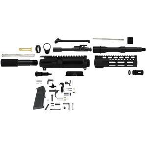 "TacFire AR-15 Complete Pistol Build Kit .223 Wylde 7.5"" Barrel Lower Parts Kit Matte Black Finish"