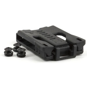 Eleven 10 Large TekLok Belt Mount Polymer Black