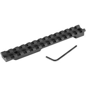 EGW Remington Model 7 Short Action One Piece Scope Mount Aluminum Matte Black
