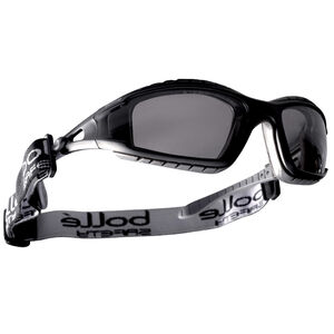 Bollé TRACKER Safety Glasses Smoked Lens 40086