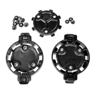 BLACKHAWK! SERPA Modular Quick Disconnect Kit 2 Female and 1 Male Carbon Fiber Black