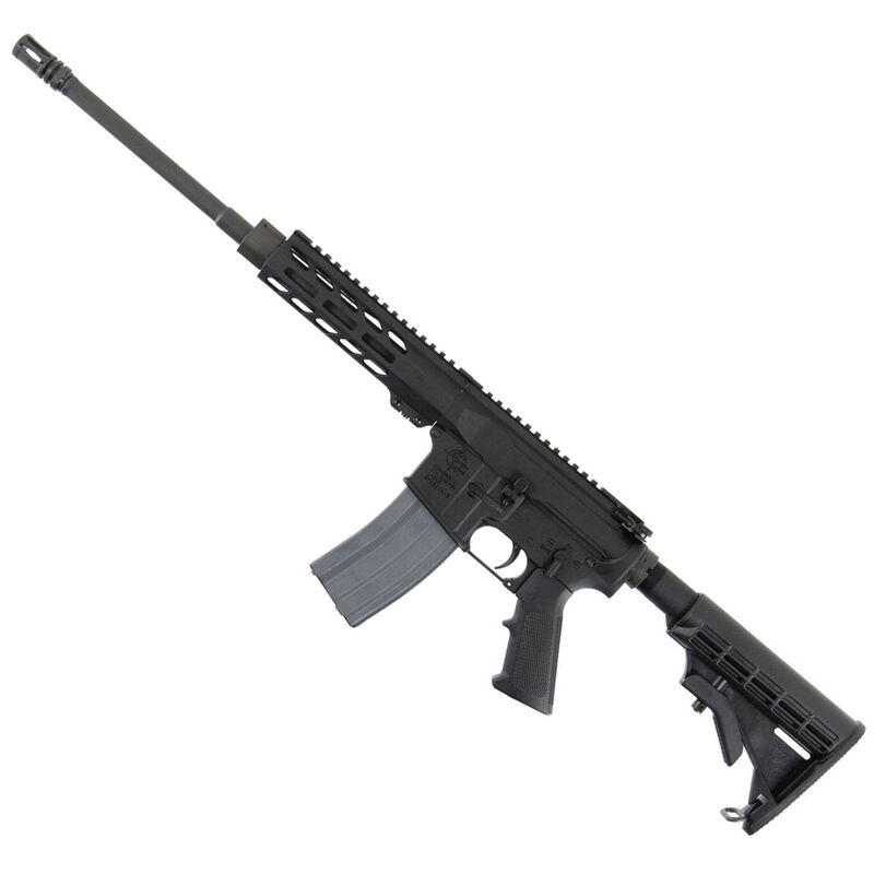 "Rock River LAR-15 RRAGE Carbine .223/5.56 NATO AR-15 Semi Auto Rifle 16"" Barrel 30 Rounds Free Float M-LOK Handguard Collapsible Stock Black"