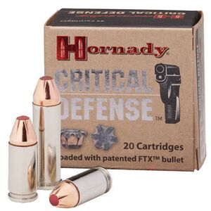 Hornady .44 Special Ammunition 20 Rounds FTX HP 165 Grains 90700