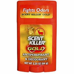 Wildlife Research Center Scent Killer® Gold® Antiperspirant & Deodorant, 2.25 Oz Stick