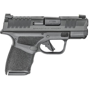 "Springfield Armory HELLCAT 9mm Semi-Auto Pistol 3"" Barrel 10 Rounds Black"