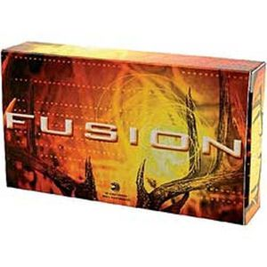 Federal Fusion .30-06 Springfield Ammunition, 20 Rounds 150 Grain Bonded Spitzer Boat Tail, 2900 fps