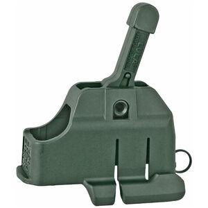 Maglula Gen II LULA Loader for AR-15/M4 5.56/.223 Rifle Magazine Loader And Unloader Polymer Dark Green