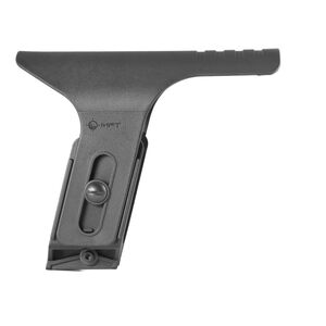 Mission First Tactical Battlelink AR-15 Stock Adjustable Cheek Piece Polymer Black BACP