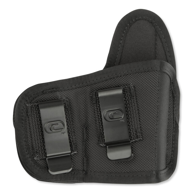 Crossfire Shooting Gear Cyclone IWB/OWB Holster Sub-Compact Nylon Black CYCLSA1S-2R