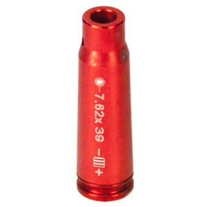 JE Machine Laser Boresighter 7.62x39 Red