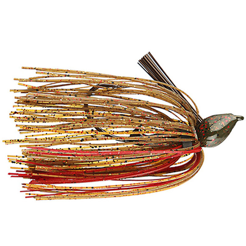 Strike King Lures Denny Brauer Structure Jig 0.75 oz 5/0 Hook Falcon Lake Craw