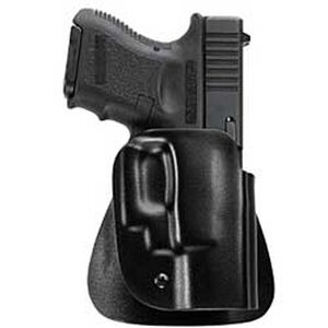 Uncle Mike's Kydex Concealment Paddle Holster Ruger P93/94/95/97 Size 16 Right Hand Black