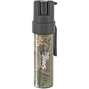 Sabre Realtree Edge Camouflage Compact Pepper Spray Belt Clip