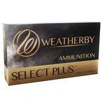 Weatherby Select Plus .257 Weatherby Magnum Ammunition 20 Rounds 115 Grain Ballistic Tip 3400 fps