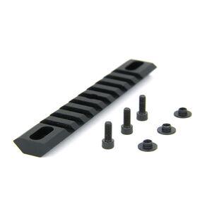 """Tacfire 6"""" Picatinny Rail For Magpul MOE Handguard Aluminum Black MAR088"""