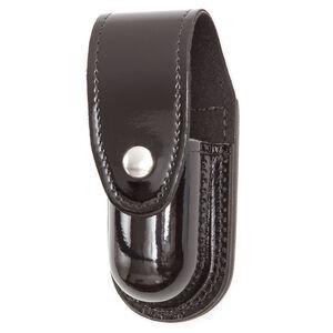 "Gould & Goodrich Aerosol Case MKIII MKIV 2.25"" Belt Standard Snap Polymer Hi-Gloss Black H681-3CL"