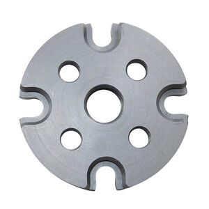Lee Auto Breech Lock Pro Progressive Reloading Press Shell Plate #14 Steel Construction Natural Finish