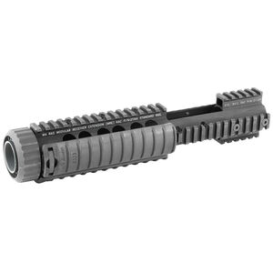 Knights Armament AR-15 556 MRE Free Float Hand Guard Extended Carbine Length Mil-STD 1913 Picatinny Rails Aluminum Anodized Matte Black