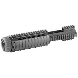 Knights Armament AR-15 556 MRE Free Float Hand Guard Extended Carbine Length Mil-STD 1913 Picatinny Rails Aluminum Anodized Matte Black