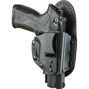 Beretta Mod. S for PX4 IWB Holster Tuckable Right Hand Hybrid Kydex/Leather Black