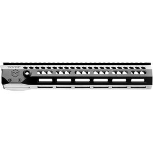 "Maxim Defense AR-15 Slimline M-SLOT Handguard, M-LOK Compatible, 9.25"", Aluminum, Free Float, Black"