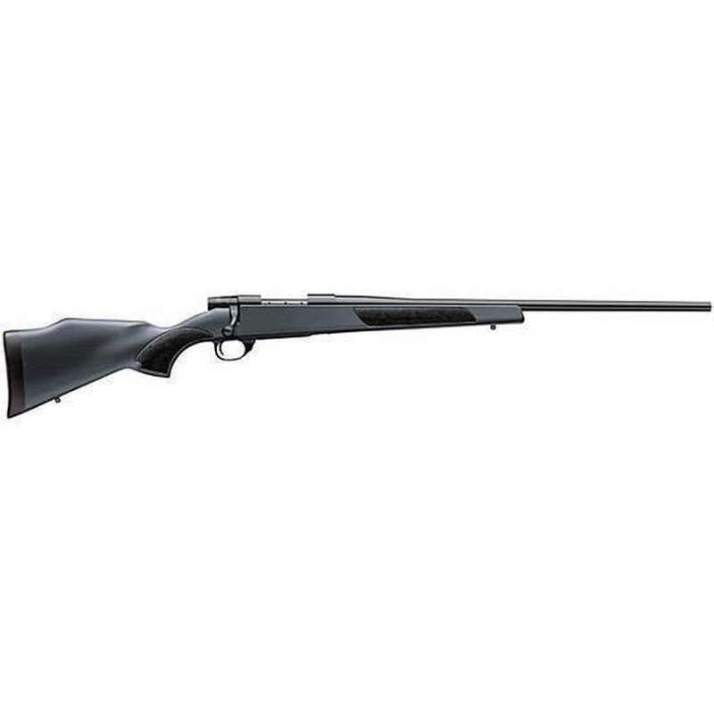 """Weatherby Vanguard 2 Bolt Action Rifle .25-06 Rem 24"""" Barrel 5 Rounds Synthetic Stock Blued Finish VGT256RR4O"""