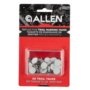 Allen Company Trail Marking Tacks Reflective Head 50 Tacks